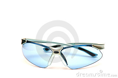 Sport bicycle sun glasses