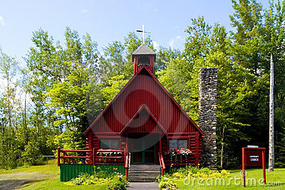 Log Church - 2