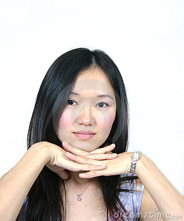 Young asian girl 03