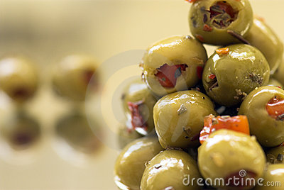 Olives galore!