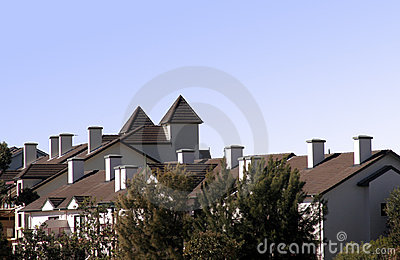 Town House Roofs