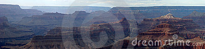Grand Canyon - panoramic view