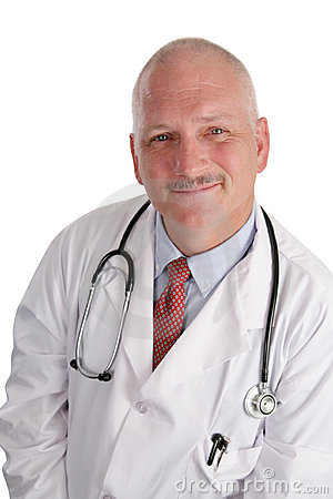 Mature Doctor - Trustworthy