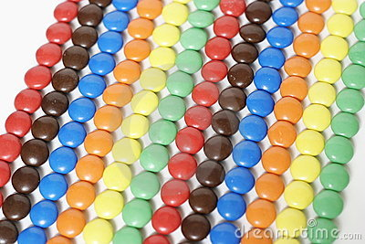 Lines of Candy