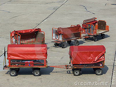 Cargo trolleys