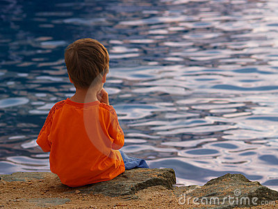 Boy at the Water