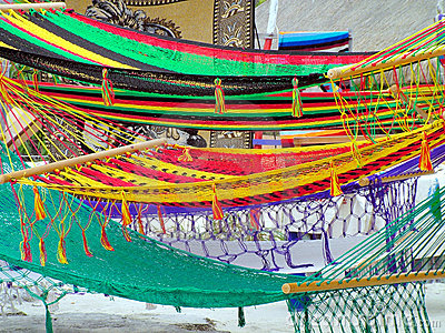 Colorful Hammocks
