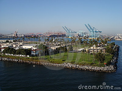 Port of Long Beach, CA