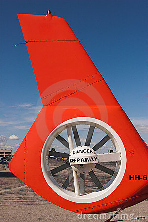Helicopter tail rotor