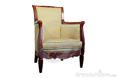 Home retro chair