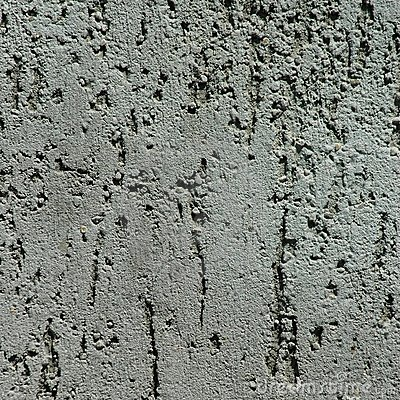Old-style concrete wall