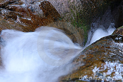 Water Over the Rock no.2