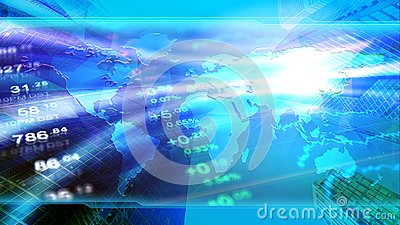 stock image of global economy, finance, business, invest wallpaper.