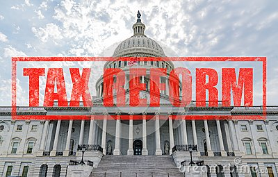 United States Capitol Tax Reform