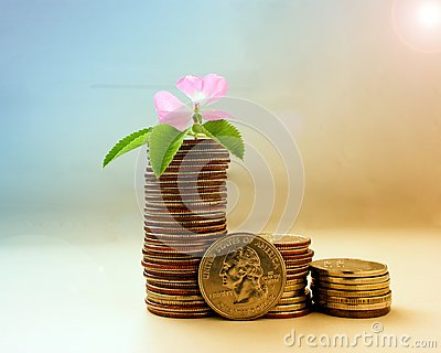 The concept of money growth, the success and prosperity