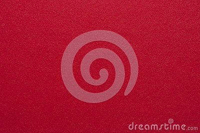 Saturated bright dark red background texture fabric felt