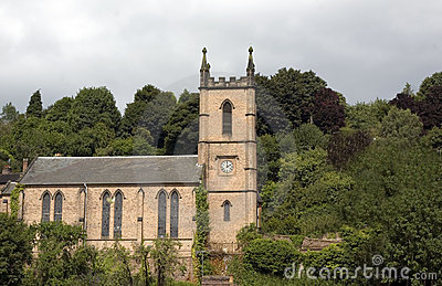 Parish Church of St Luke Ironbridge