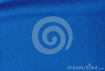 Blue synthetics textile or fabric texture