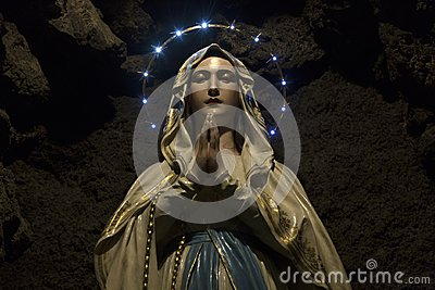 Virgin Mary, mother of Jesus