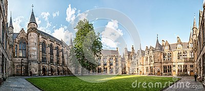 University of Glasgow, Scotland, UK