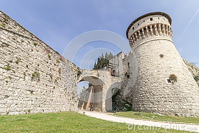 Castle of Brescia