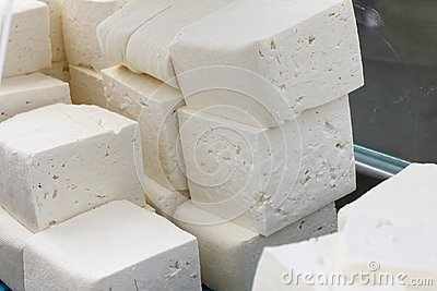 White brine cheese from cow, goat or sheep milk ready for eating . White brine bulgarian sirene ready for consummation. Traditiona