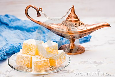 Pieces of Turkish Delight