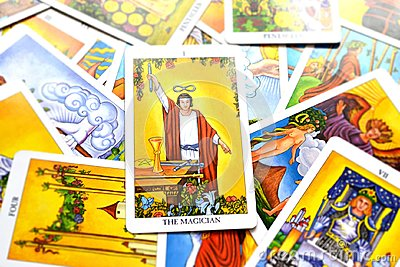 The Magician Tarot Card Power Intelect Magic Control
