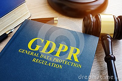 General Data Protection Regulation GDPR.