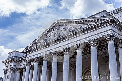 The Fitzwilliam Museum is the art and antiquities museum of the University of Cambridge, located on Trumpington Street opposite Fi