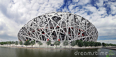 China National Olympic Stadium *