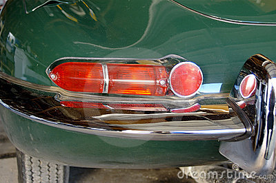 Jaguar Tail Light