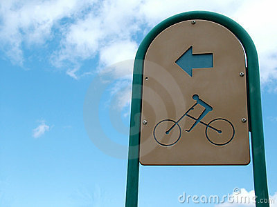 Bike Path in the Sky