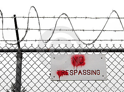 No Trespassing 3