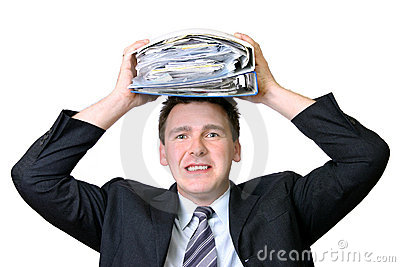 Executive And His Documents