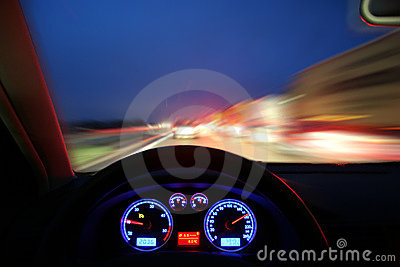 Night Speeding