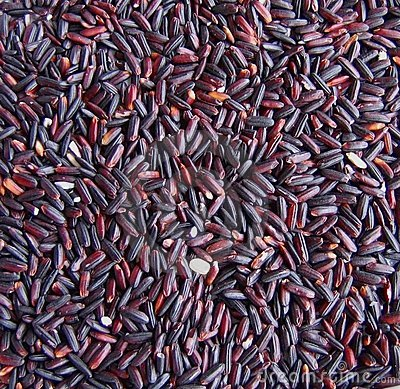 Chinese Black Rice