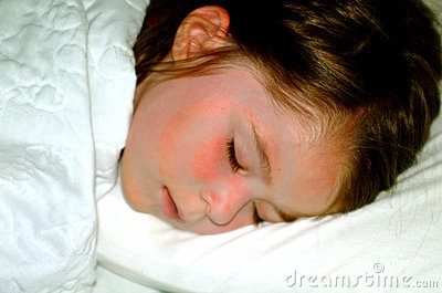 Children-Sleeping Girl