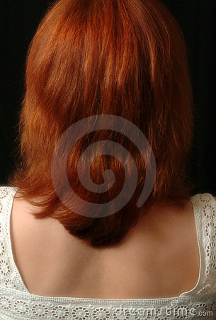Red Haired Female