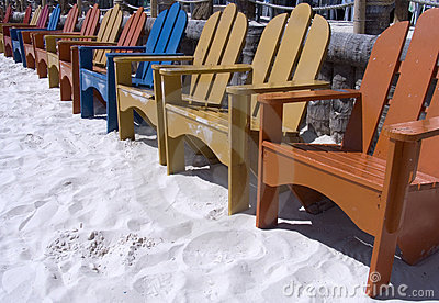 Beach chairs 4