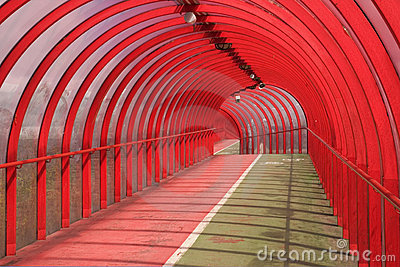 Red Tunnel 2