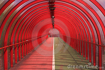 Red Tunnel 4