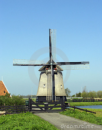 Dutch windmill 7