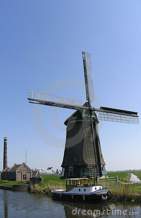 Dutch windmill 9
