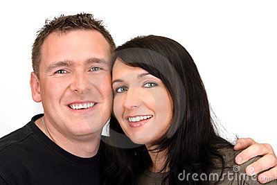 Happy Couple - Portrait
