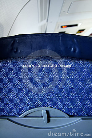 Fasten Seatbelt While Seated