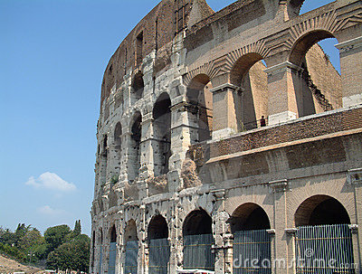 Colosseum Day detail