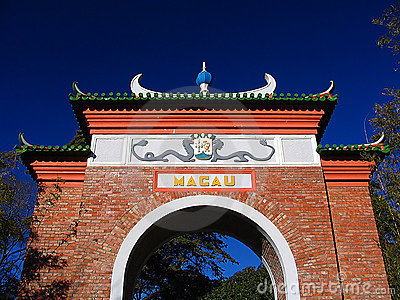 Chinese historic building