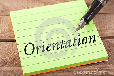 The word orientation