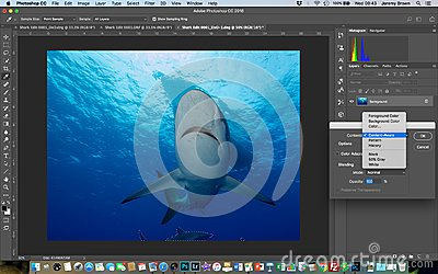 Content-Aware Fill in Photoshop